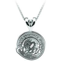 Image for Scottish Crest Personalised Clan Pendant