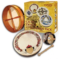 "Image for Waltons 12"" Claddagh Bodhran Pack"