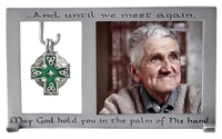 Image for And Until We Meet Again Celtic Memorial Frame