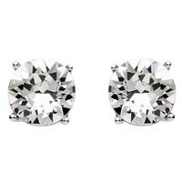 Image for Sterling Silver Swarovski ST23 Earrings