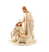 Image for Belleek Living Nativity Family, Small