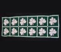 Image for Shamrock 36 inch Table Runner