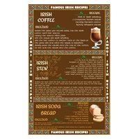 Image for Irish Tea Towel, Famous Irish Recipes