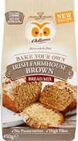 Image for Odlums Quick Brown  Bread Irish Farmhouse 450g(15.9oz)