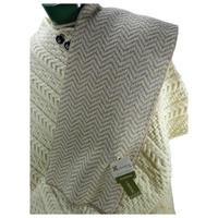 Image for Herringbone Merino Wool Scarf, Wick/W