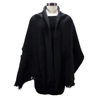 Image for Branigan Pocket Stole Black