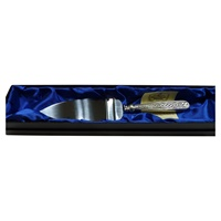 Image for Mullingar Pewter Celtic Cake Server