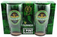 Image for Guinness Ireland Pint Glass 2 Pack