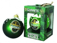 Image for Guinness Ireland Soft Sheen Bauble