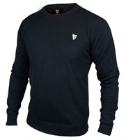 Image for Guinness Classic Black All Cotton Sweater