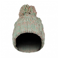 Image for Olann Ocean Blue and Pink Bobble Hat