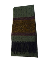 Image for Celtic Dog Spruce Scarf
