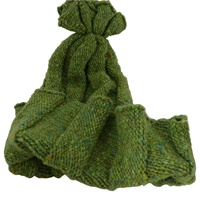 Image for Bill Baber Hand Loomed Jura Hat, Moss