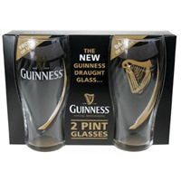 Image for Guinness Gravity 2 pack Pint Glass