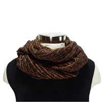 Image for Bill Baber Donegal Wool Snood - Infinity Scarf, Donegal