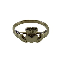 Image for Gold Claddagh Ring 14k Yellow