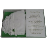 Image for The Magic Hanky Bonnet Green Shamrock