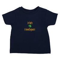 Image for Irish Hooligan Tee Shirt Navy