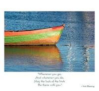 Image for Irish Boat Retirement Card