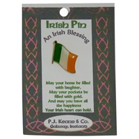 Image for Ireland Flag Lapel Pin