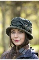 Image for Jess Irish Tweed Rainhat
