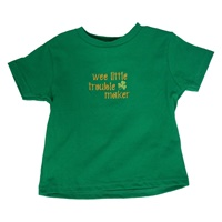 Image for Wee Little Trouble Maker Tee Shirt
