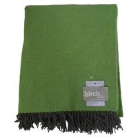 Image for Kiwi Reversible Lambswool Throw