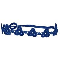 Image for Woven Blue Trinity Bracelet