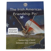 "Image for The Irish American Friendship ""Pin"""
