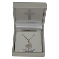 Image for Communion Chalice Pendant, Sterling Silver