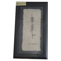 """Image for Ogham Wish """"Strength"""""""