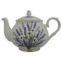 Image for Lavender Bouquet Teapot