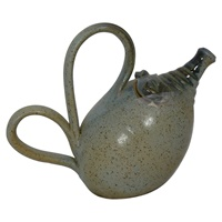 Image for Ceramic Elephant Teapot