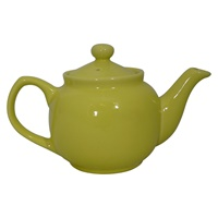Image for 2 Cup Lemon Yellow Teapot