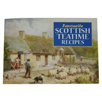 Image for Favourite Scottish Teatime Recipes Booklet