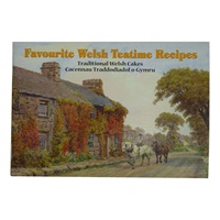 Image for Favourite Welsh Teatime Recipes Booklet