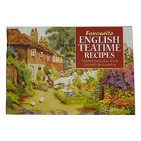 Image for Favourite English Teatime Recipes Booklet