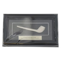 Image for Traditional Knockcroghery Claypipe Shadow Box