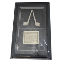 Image for Traditional Knockcroghery Claypipe 2 Piece Shadow Box