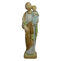 Image for St. Joseph and Child Figure