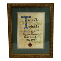 "Image for ""Twinkle, Twinkle..."" Framed Print"
