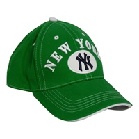 Image for Irish Style Yankees Hat