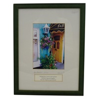 Image for Warm Irish Welcome Framed Print