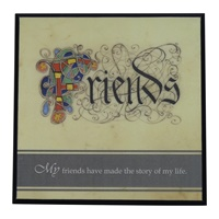 "Image for ""Friends"" Decoration"