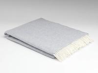 Image for Supersoft Smoke Herringbone Throw Blanket