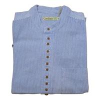 Image for Civilian Heritage GrandfatherShirt - Blue
