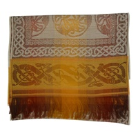 Image for Jimmy Hourihan Celtic Scarf, Burnt Copper