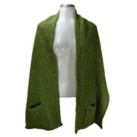 Image for Celtic Pocket Shawl, Acer Green