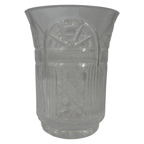 Doors Of Dublin Crystal Vase Tipperary Irish Importer Celtic Jeweler