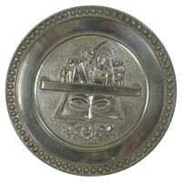 Image for Mullingar Wedding Plate